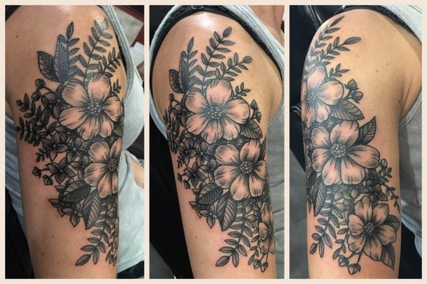 The Bees Nest Tattoo And Art Studio 14 8th St S Fargo Nd Tattoos