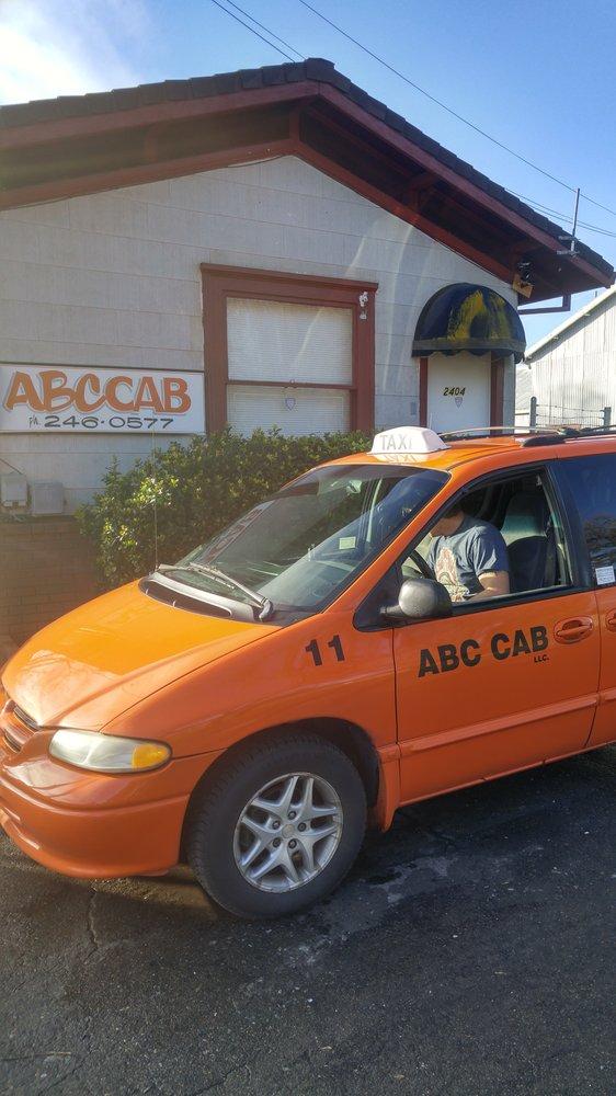 ABC Cab: 2404 Waldon St, Redding, CA