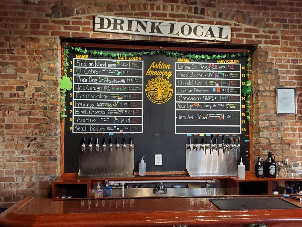 Ashton Brewing Company: 600 Lincoln Blvd, Middlesex, NJ