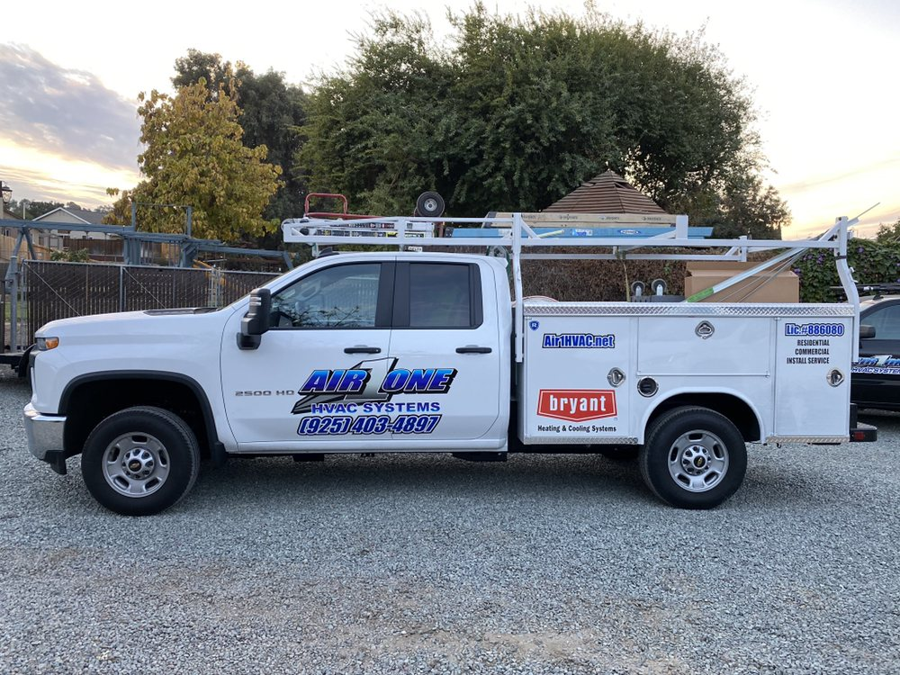 Air One HVAC Systems: 5056 Commercial Cir, Concord, CA