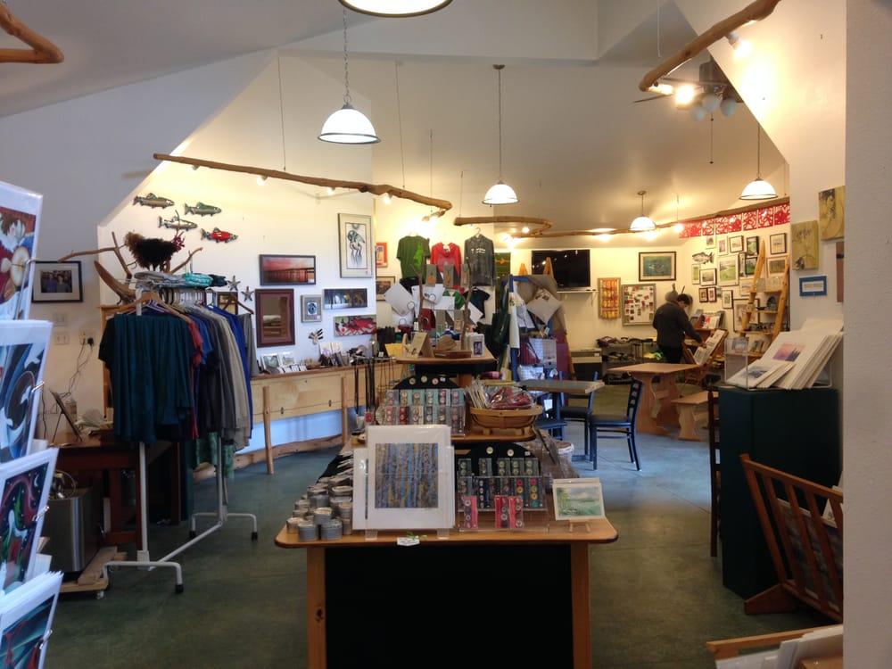 Fireweed Gallery: 3 Wilson Rd, Gustavus, AK