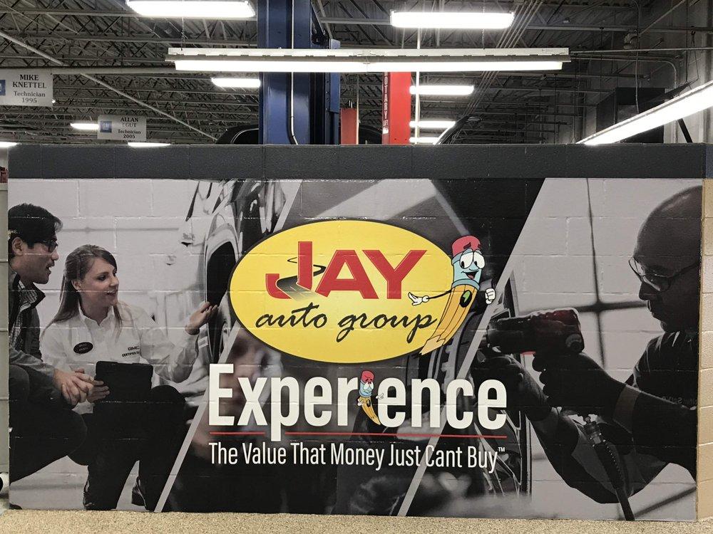 Jay Buick Gmc 22 Photos Auto Repair 18800 Rockside Rd Bedford