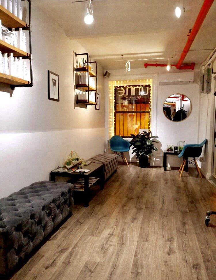 Smith and Morgan Salon: 205 W 80th St, New York, NY