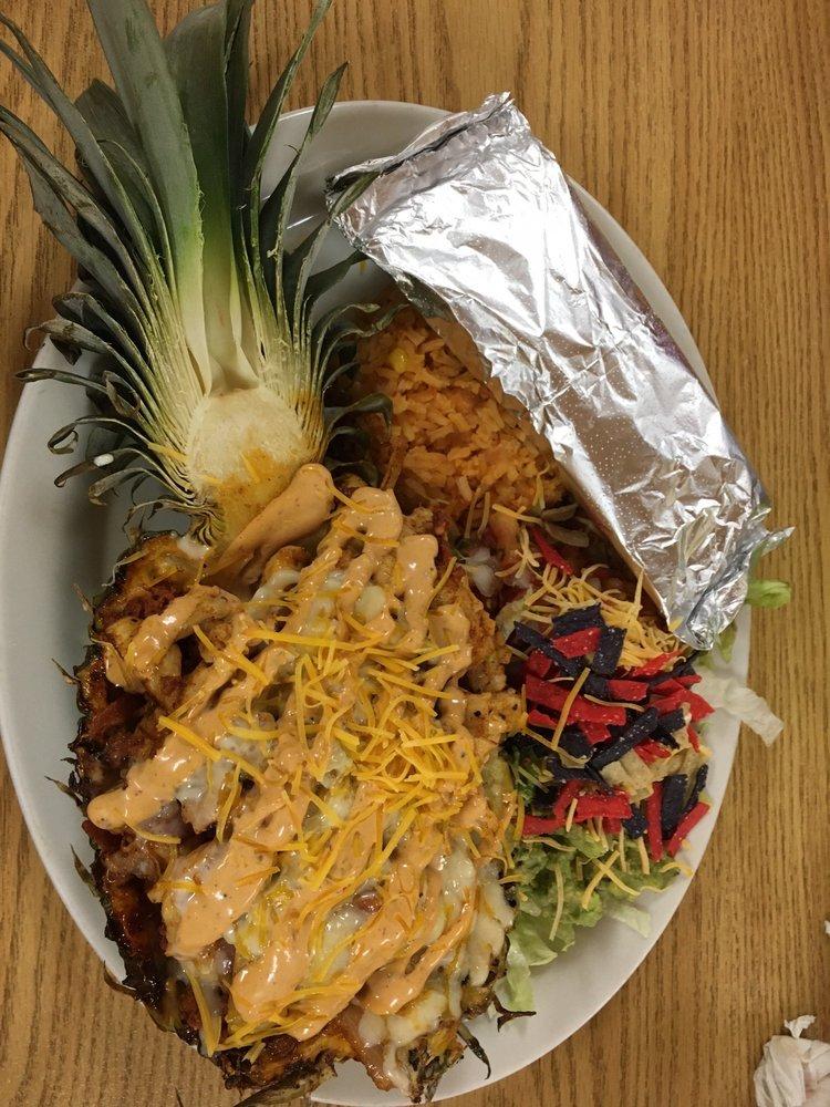 Lola's Mexican Restaurant: 19 S Main St, Cedarville, OH