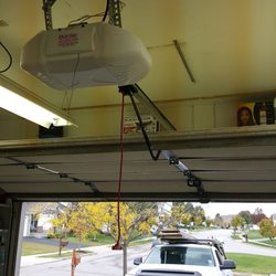 Photo Of Neighborhood Garage Door Services   Columbus, OH, United States.  Brandy New