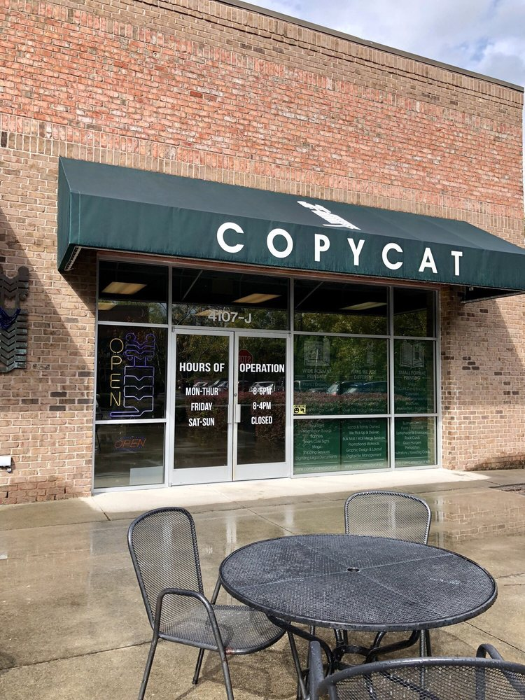 Copycat Print Shop