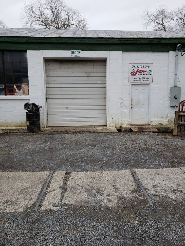 C W Auto Repair: 9900B Bond Ln, McGaheysville, VA