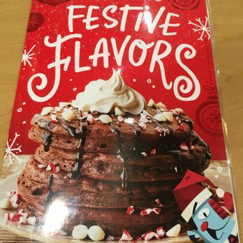 photo of ihop marina del rey ca united states christmas menu