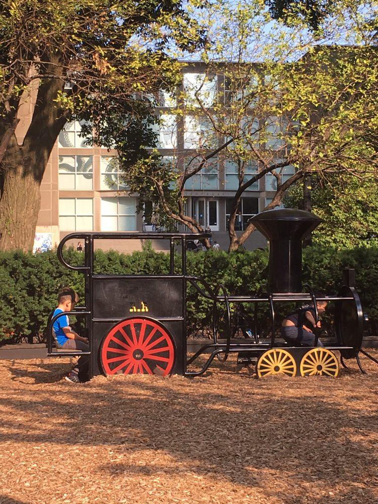 Seneca Playlot Park