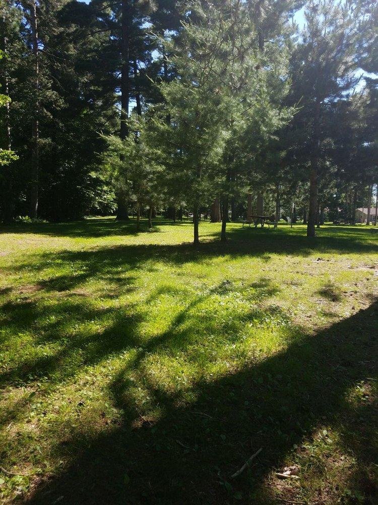 Pioneer Park: 705 Martin Lynch Dr, Rhinelander, WI
