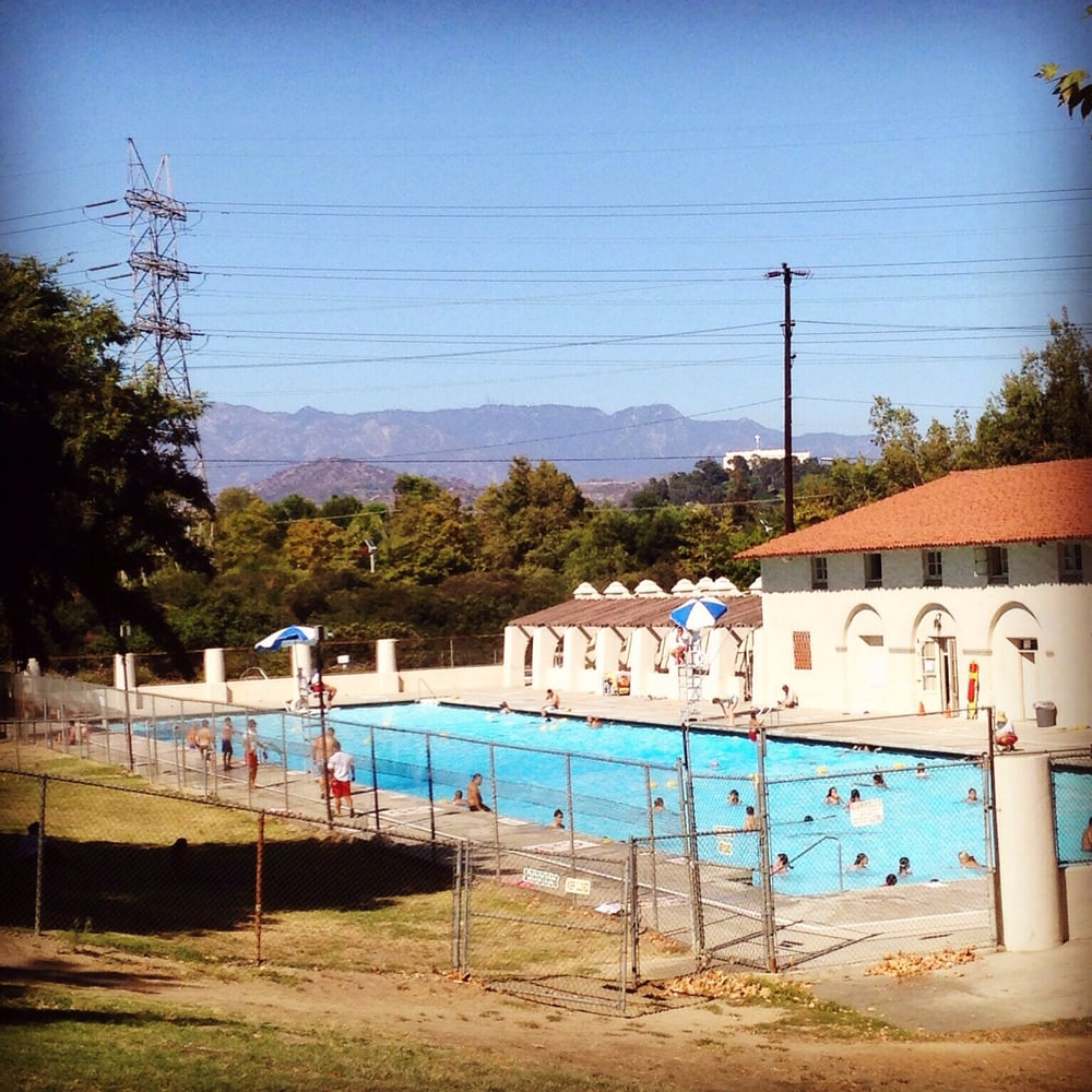 Griffith Park Pool