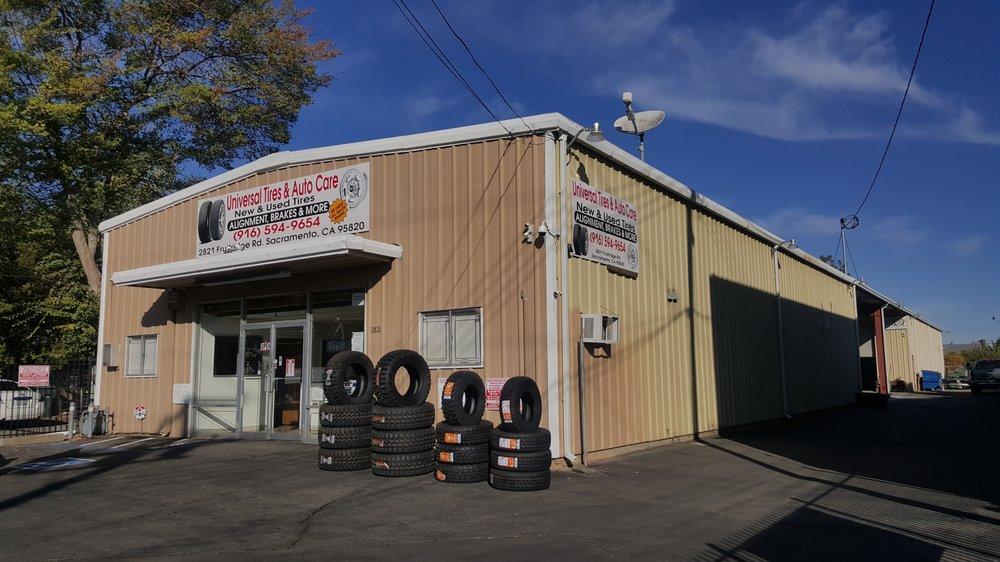 Universal Tires & Auto Care
