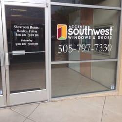 Photo of Accent Southwest Windows u0026 Doors - Albuquerque NM United States & Accent Southwest Windows u0026 Doors - Windows Installation - 4730 Pan ...