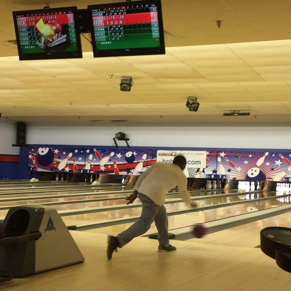 High Point Bowling Center