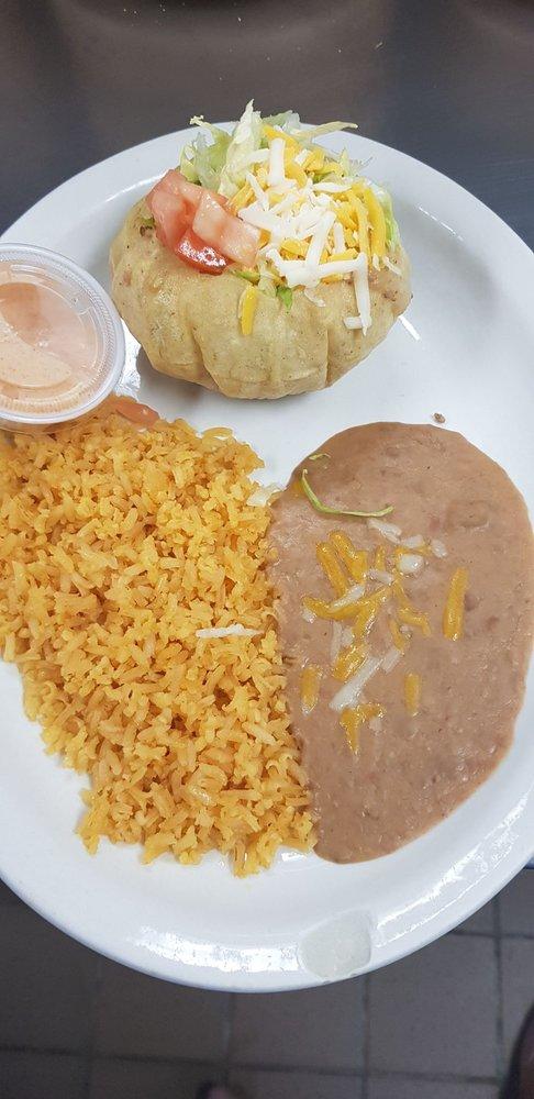 Armadillo Mexican Grill: 770 A Washington Ave, Mansfield, LA