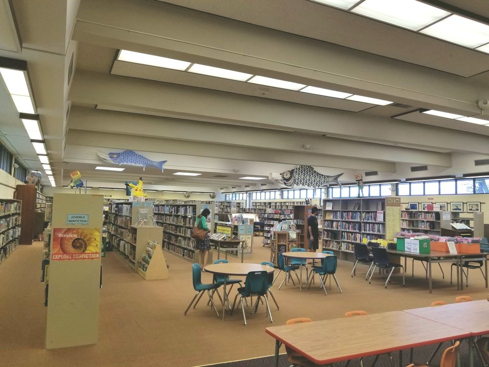 Hawaii State Public Library System - Hawaii Kai Library