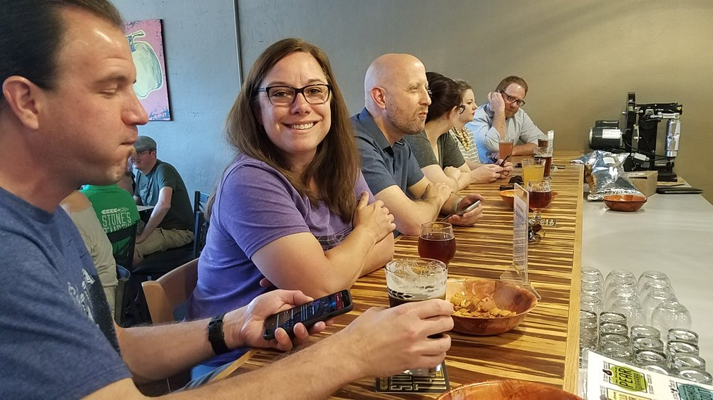 Stone's Throw Brewing Stifft Station Taproom
