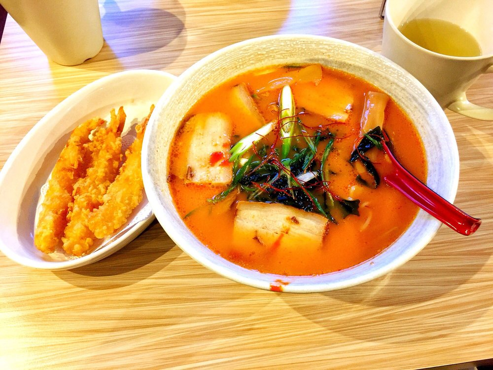Simply Ramen: 1800 SE Geary St, Albany, OR
