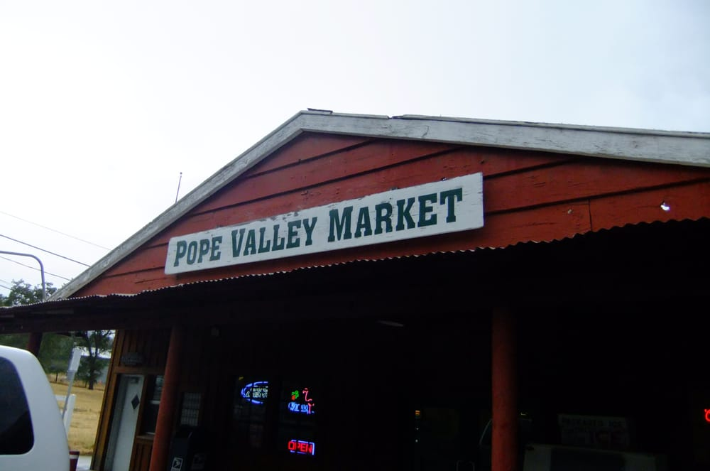 Pope Valley Market