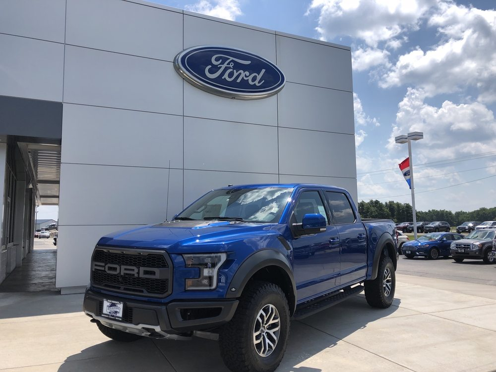 Rick Ridings Ford: 1817 Ridings Dr, Monticello, IL