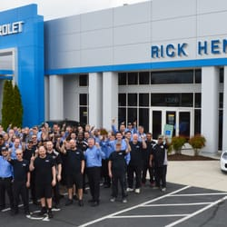 Photo Of Rick Hendrick Chevrolet Buick GMC   Richmond, VA, United States