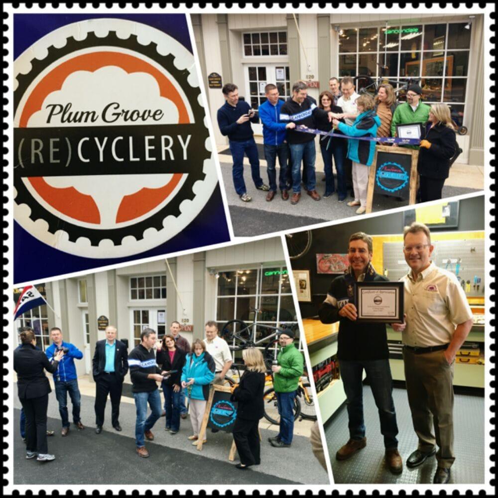 Plum Grove Cyclery: 120 C East Market St, Leesburg, VA