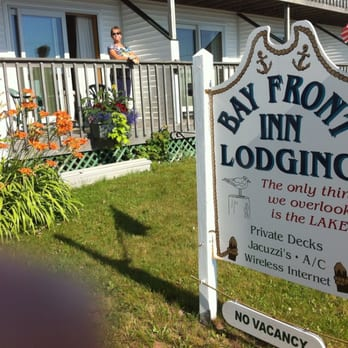 Photo Of Bay Front Inn Lodging Bayfield Wi United States