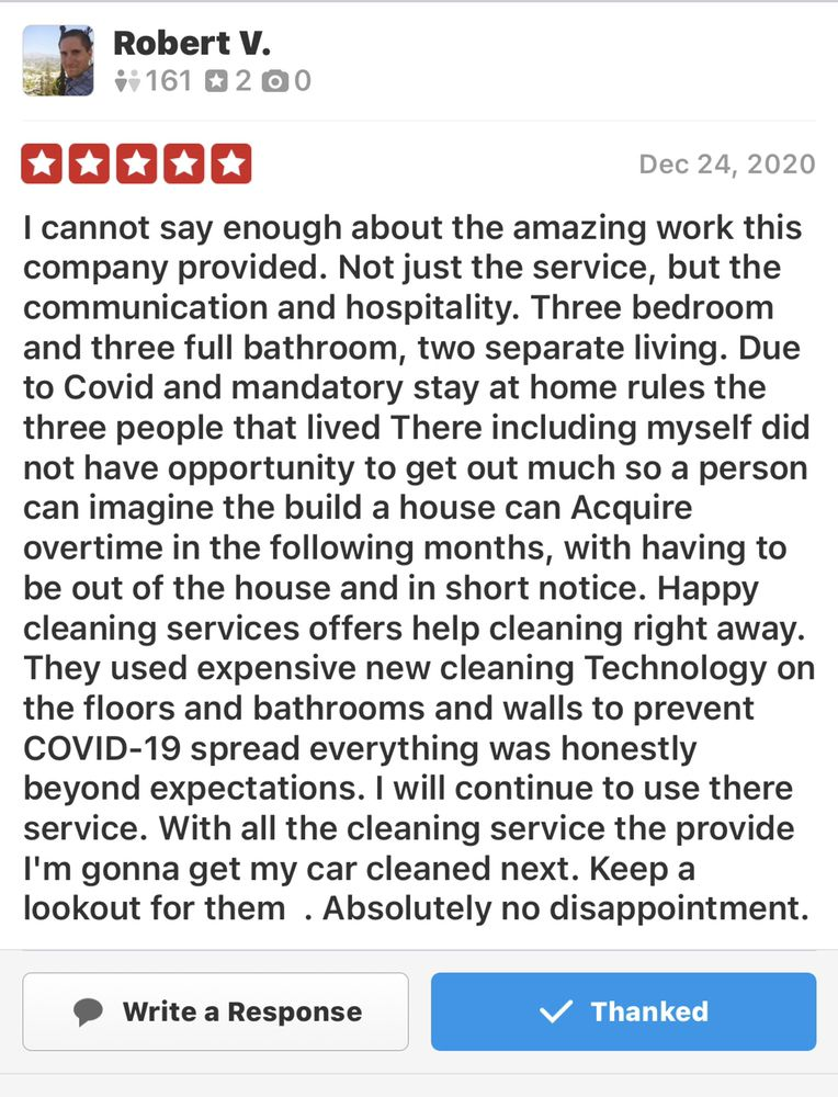 Happy Cleaning Services: Kahului, HI