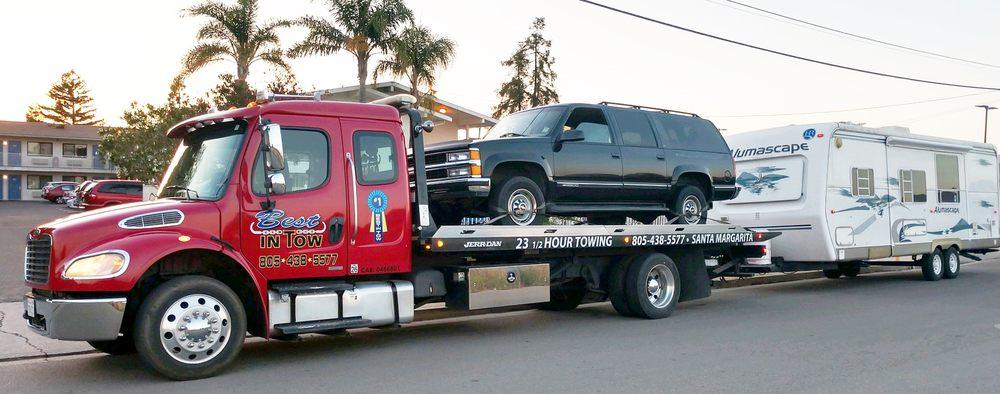Best In Tow: 6040 Park Hill Rd, Santa Margarita, CA