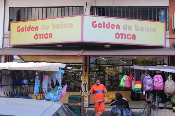 Ótica Golden do Bairro - Óticas - R. Oliveira 8 lj C, Méier, Rio de ... 54e833f4d4