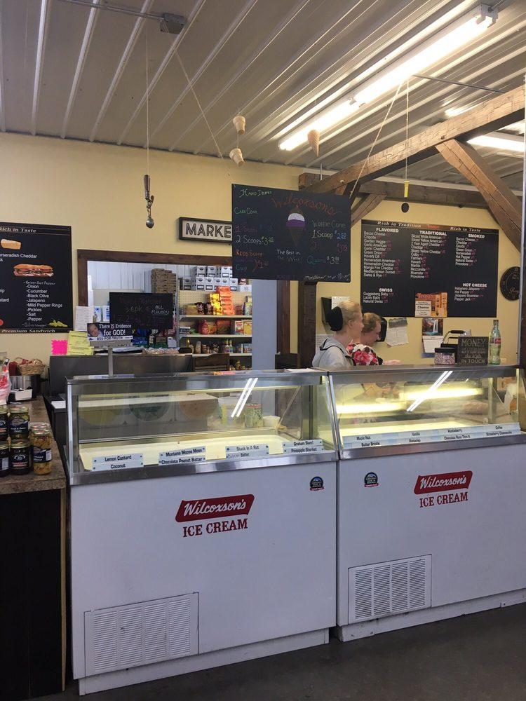 Mission General Store: 61307 Watson Rd, Saint Ignatius, MT