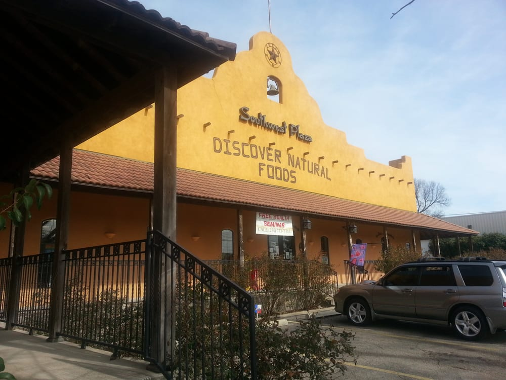 Discover Natural Foods Temple Tx