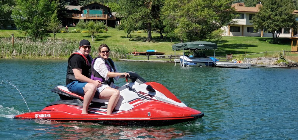 Peaceful Bay Resort: 137 Peaceful Ln, Lakeside, MT