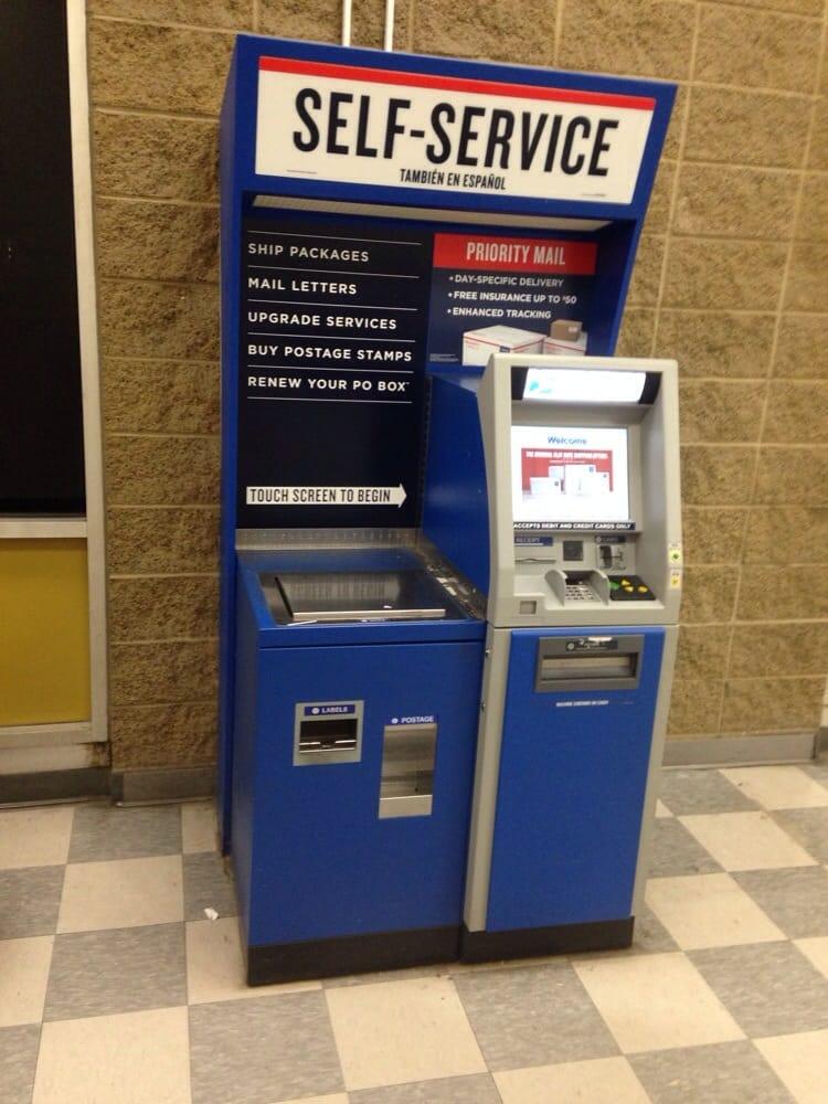 US Post Office: 867 N 2Nd St, El Cajon, CA