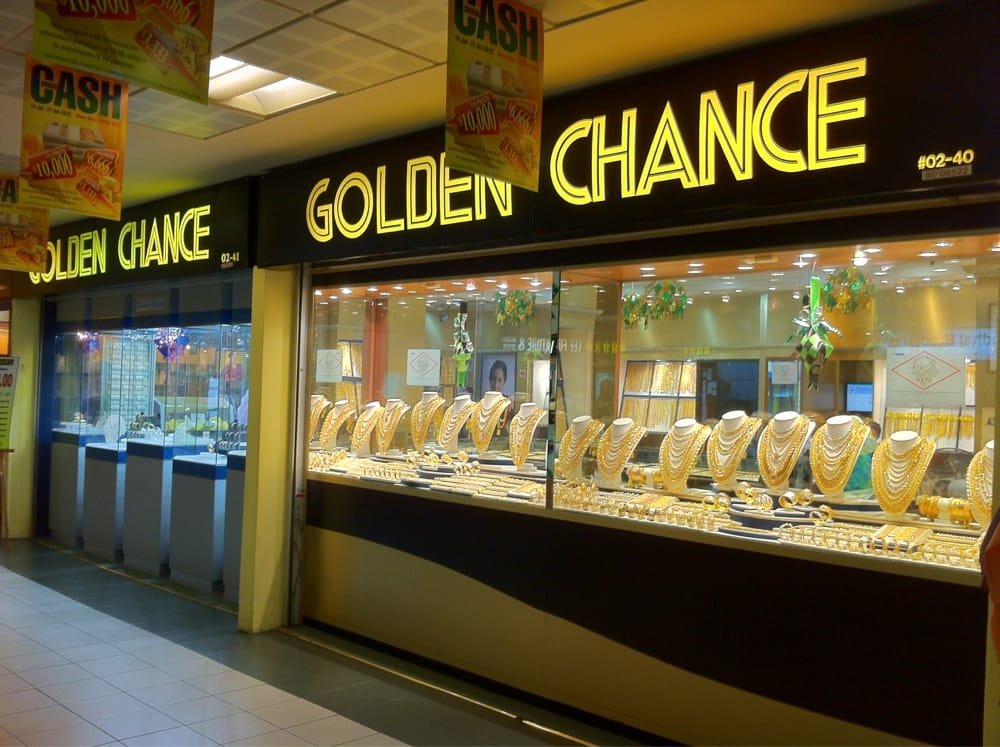 Golden Chance Goldsmith