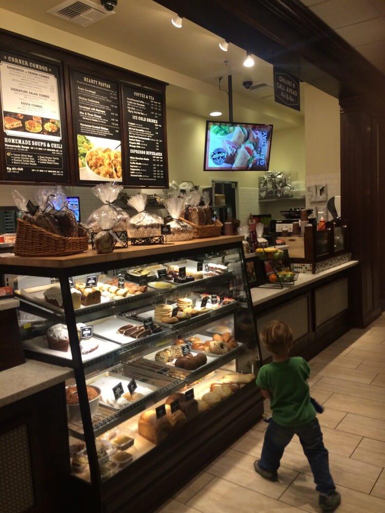 Corner Bakery Cafe Temecula