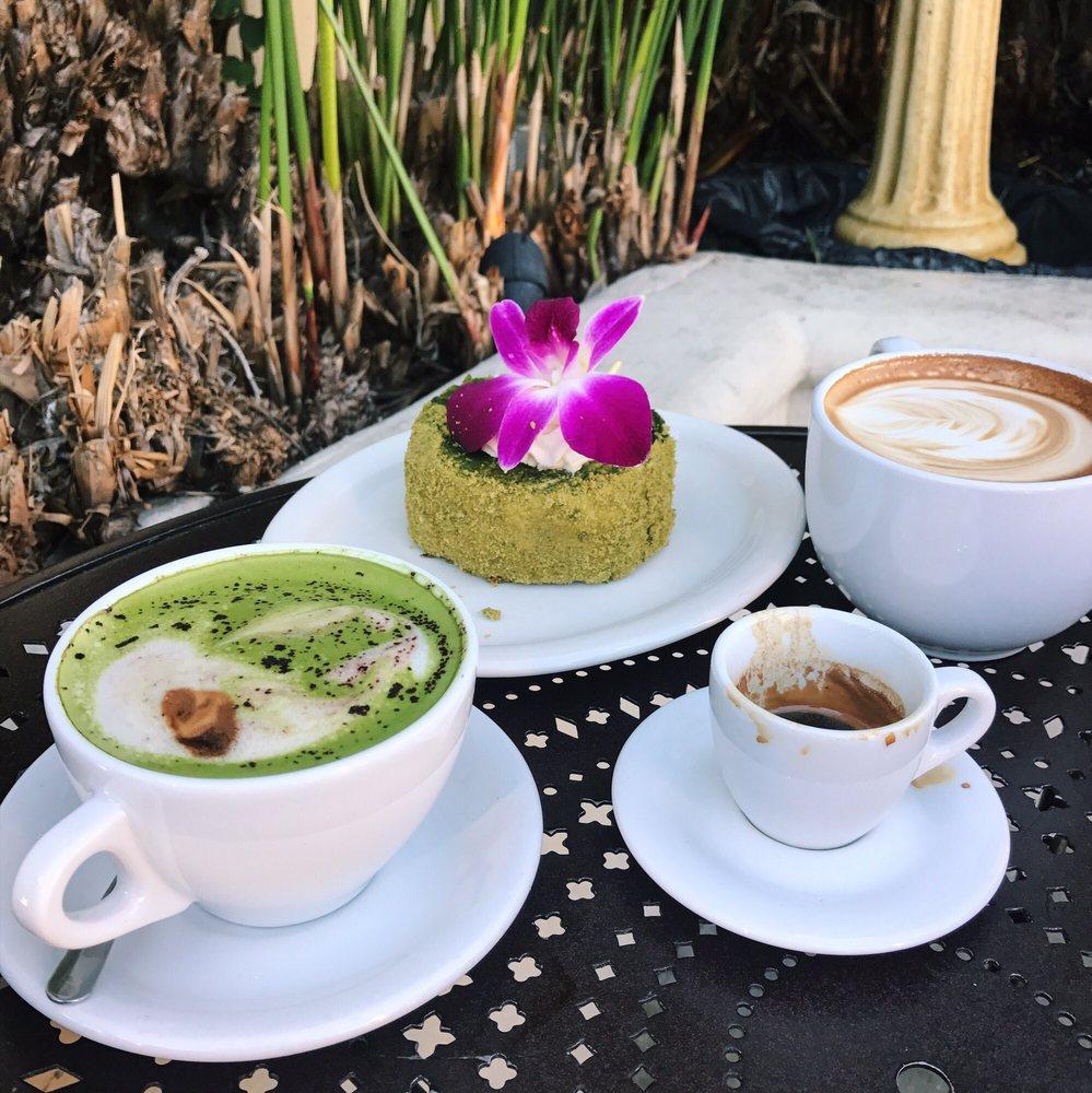 Urth Caffé- Melrose