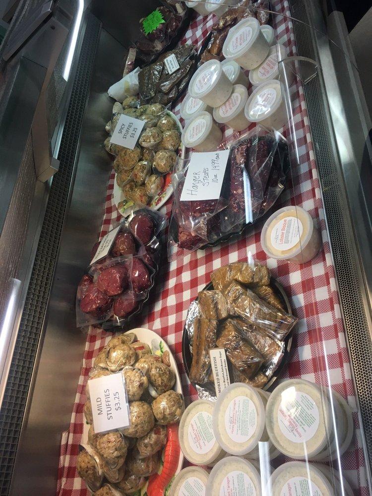 Seahorse Seafood Shoppe: 173 Wareham Rd, Marion, MA