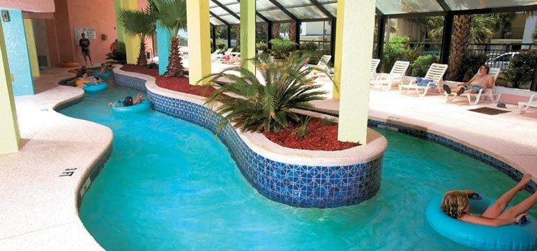 Myrtle Beach Hotels With Indoor Lazy River Newatvs Info