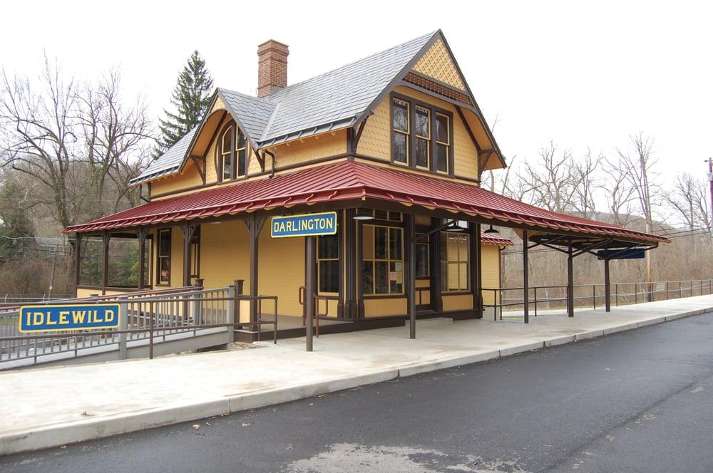 Ligonier Valley Rail Road Museum: 3032 Idlewild Hill Ln, Ligonier, PA