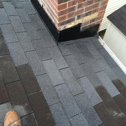 Photo Of Bone Dry Roofing Louisville Ky United States New Chimney Flashing