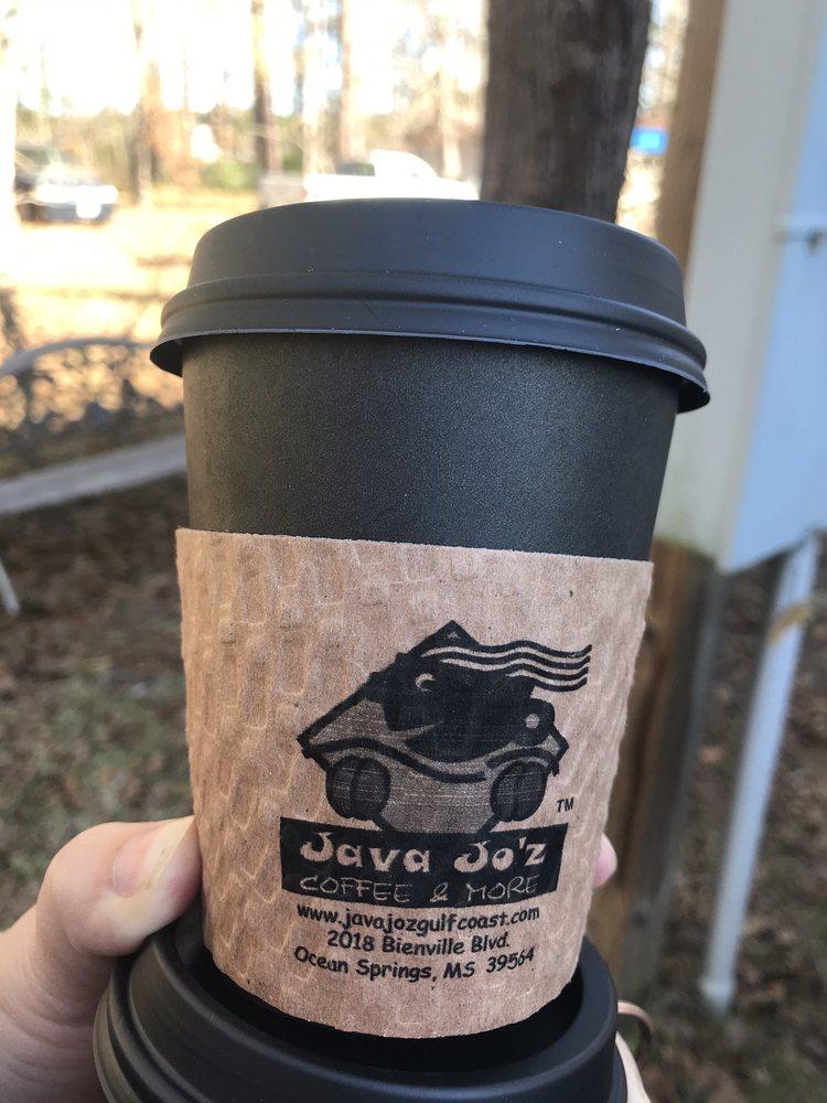 Java Jo'z Coffee & More: 2018 Bienville Blvd, Ocean Springs, MS