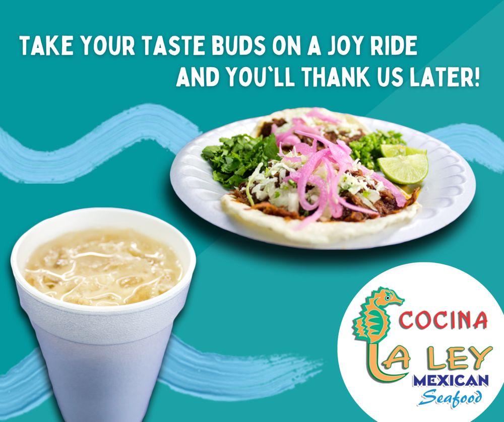 Cocina La Ley: 226 W 3rd St, Nogales, AZ
