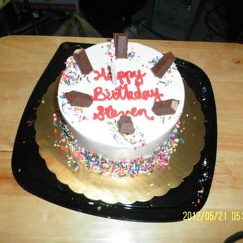 Stone Cold Creamery Ice Cream Cake Review