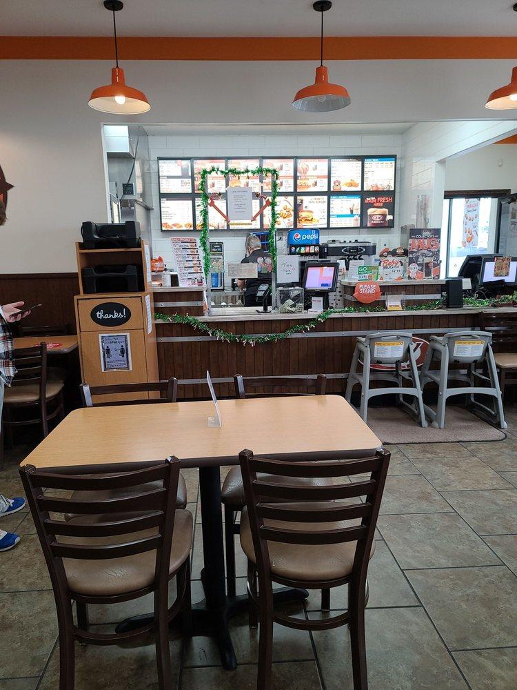 A&W Restaurant: 2021 E Washington St, Mt. Pleasant, IA
