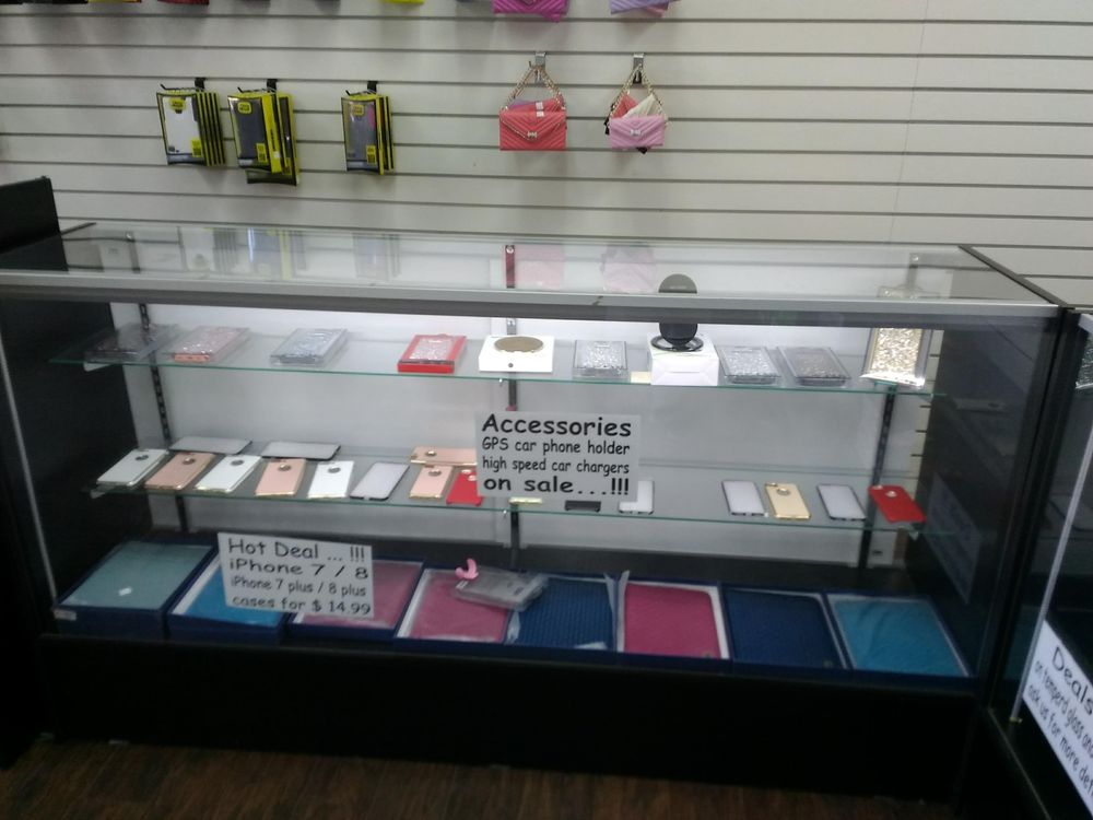 CellPhone ER: 4969 S Hulen St, Ft Worth, TX