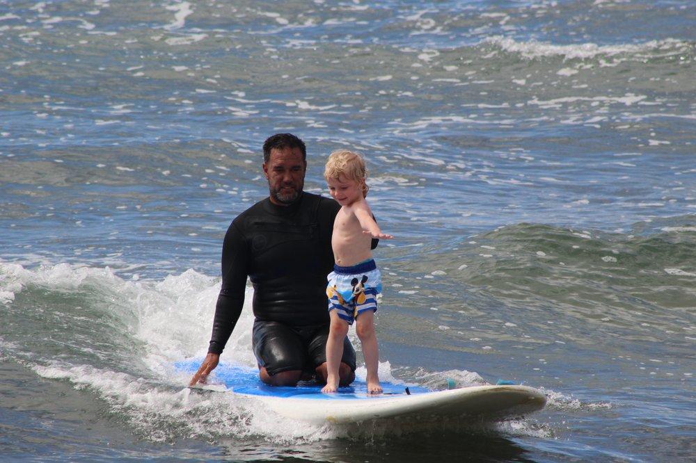 WestSide Surf Lessons: 84-231 Holt St, Waianae, HI