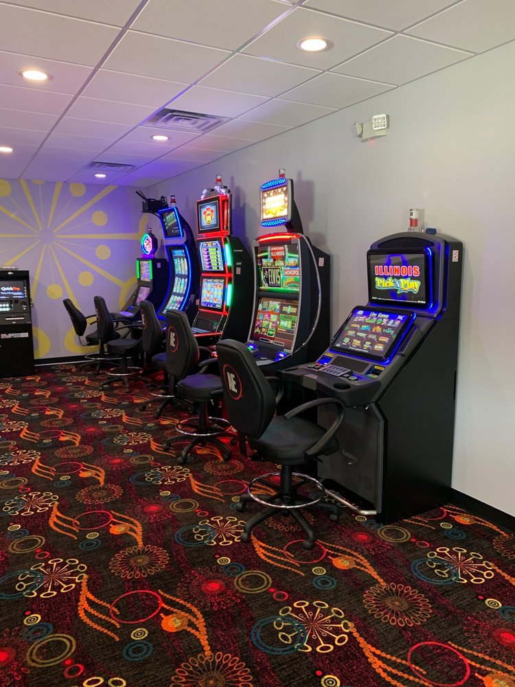 Good Time Gaming & Drive-Thru: 2195 N State St, Belvidere, IL
