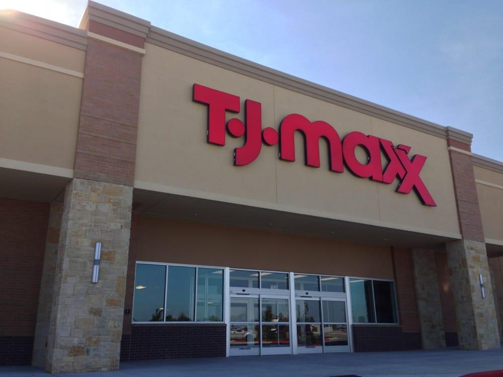 TJ Maxx: 1824 NW 82nd St, Lawton, OK