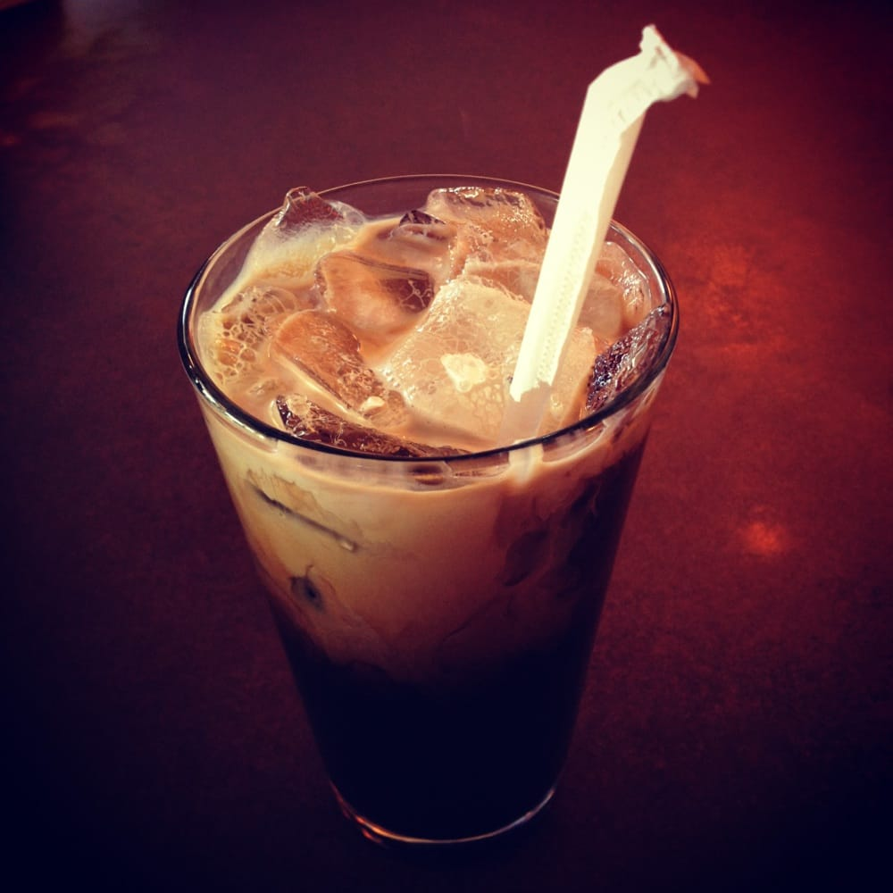 Thai Iced Coffee Image